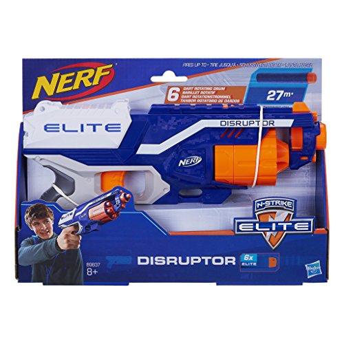 Hasbro Disruptor, B9837EU4, 6 dardi in dotazione , 8 anni +