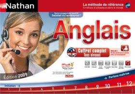 Nathan langues coffret complet anglais - Edition 2009
