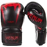 Venum Giant 3.0 Guantes de Boxeo, Muay Thai, Kickboxing, Unisex Adulto, Black Devil, 10 Oz