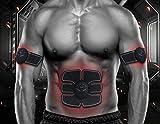 LPWORD Tónico Muscular, Correas De Tonificación Abdominal EMS Abs Entrenador Body Fitness Trainer Gimnasio Workout And Home Fitness Aparatos Para Mujeres Y Hombres