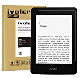 ivoler Pellicola Vetro Temperato per Amazon Kindle Paperwhite (2012/2013 / 2015/2016) / Kindle (2014 / 7th Gen) / Kindle E-Reader (2016/ 8th Gen), Pellicola Protettiva, Protezione per Schermo