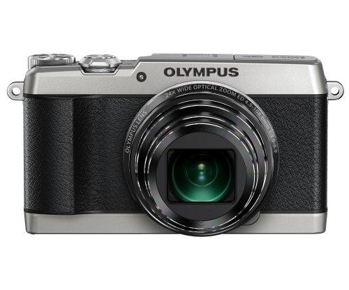Olympus SH-1 Fotocamera Digitale Sensore CMOS, 1/2.3, Megapixel Reali 16.80, Megapixel Effettivi 16