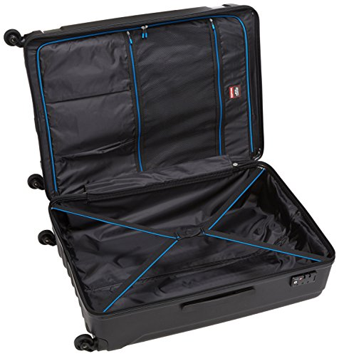 Travelite Koffer Colosso 4-Rad Polypropylen-Trolley L/M, 76 cm 184 Liters Schwarz 71210-01 - 5