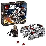 LEGO- Millenium Falcon Microfighter Star Wars TM Classic Juego de Construcción, Multicolor, única (75193)
