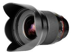 Samyang 16mm T2.2 ED AS UMC CS Fujifilm X MILC - Objetivo (MILC, 13/11, Objetivo ultra ancho, 0,2 m, Fujifilm X, Manual)