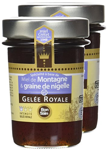 MIEL-CRETET-Miel-de-Montagne–la-Graine-de-NigelleGele-Royale-250-g-Lot-de-2