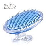 Bestidy exfoliant brosse pour traiter et prévenir les bosses de rasoir et les poils incultivables cou, ligne de bikini