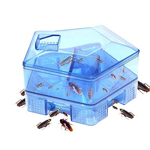 Techsun Mart Nice Clean Effective Handy Insect Killer Pest Control Catcher Cockroach Roach Traps