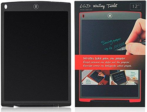 Xido LCD Writing Tablet, 12pollici LCD digital lavagna Lettera Pad tavoletta Tablet PC Writer...