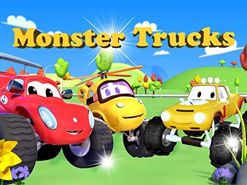 Lucas the Monster Truck