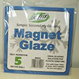 Easyfix 5m Magnet Glaze - Simple Secondary Glazing, for use plastic sheeting