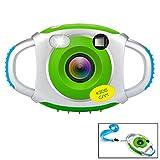 Cámara para niños niños cámara 1,44 pulgadas pantalla marco Foto Digital Cámara de 5MP para niños USB Compatible