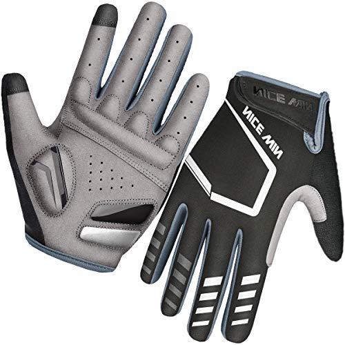 LOHOTEK Sports Gloves (Nero, XL)