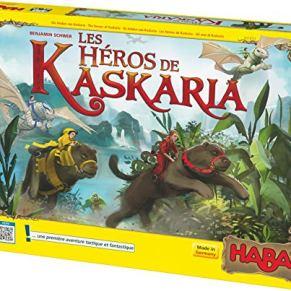 HABA 301870 - Los héroes de Kaskaria