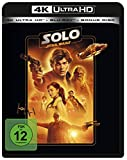 Solo: A Star Wars Story - 4K UHD Edition (Line Look 2020) [Blu-ray]