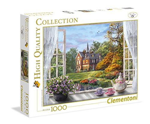 Clementoni 99.867,7 cm a Cup of Tea Collection Puzzle (Pezzi)
