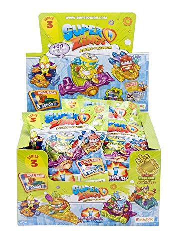 Superzings Slider Serie 3Veicoli E Bowser, Colore: Assortito (Magic Box psz3d824in00)