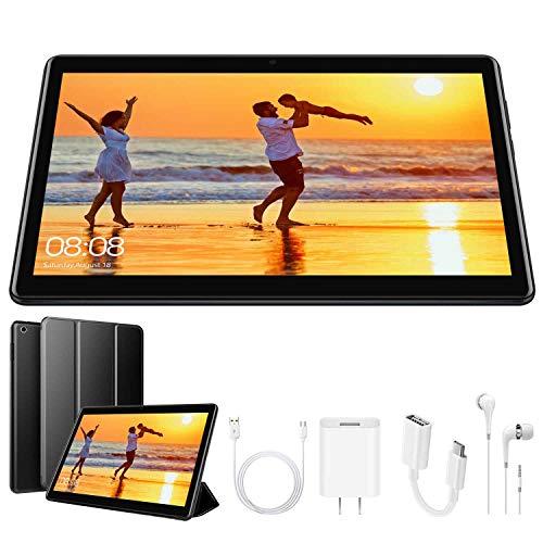 4G Tablet 10.1 Pollici con Wifi Offerte Tablet PC Offerte 8500mAh con Slot per Scheda SIM Doppio...