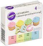 Gel colorante alimentare imposta 4/Pkg-Pasqua