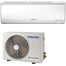 Samsung Clima AR12NXFPEWQNEU+AR12NXFPEWQXEU Climatizzatore Quantum Maldives Monosplit, A++, 12000 BTU