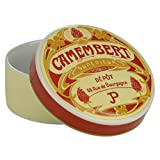 BIA Fuente con Tapa para Hornear Queso camembert Vintage