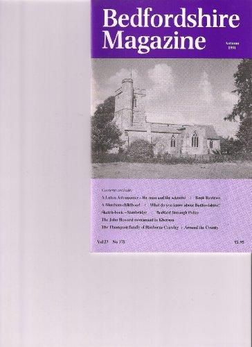Bedfordshire Magazine Vol 23 No 178 Autumn 1991