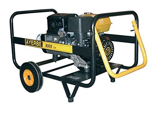 Ayerbe AY-8000-KT-T Generador, 800KVA
