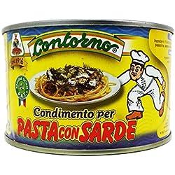 Condimento per pasta con sarde 240 grammi
