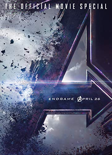 Avengers 4 the Official Movie Special