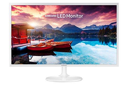 "Samsung S32F351FUU 32"" Full HD VA Blanco pantalla para PC - Monitor (81,3 cm (32""), 1920 x 1080 Pixeles, LED, 5 ms, 250 cd / m², Blanco)"