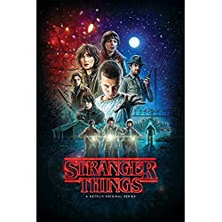 Póster Stranger Things - A Netflix Original Series (61cm x 91,5cm)