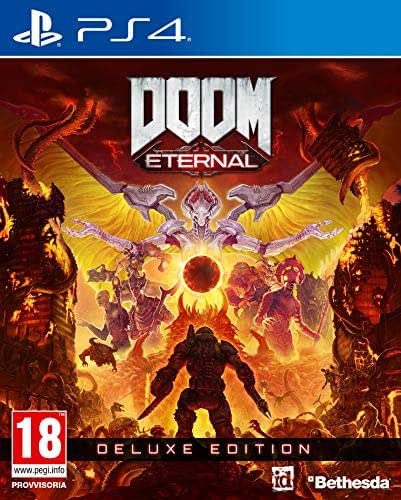 Giochi per Console Bethesda Doom Eternal - Deluxe Edition