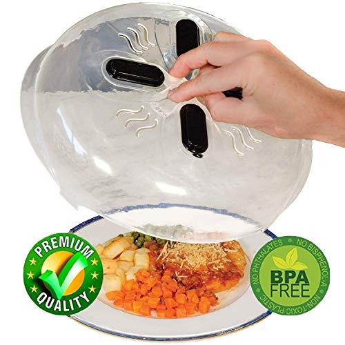 Magnetico microwave Splatter cover - lavastoviglie e microonde Hover anti-sputtering guardia con...