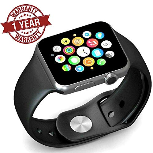 Enraciner Bluetooth A1 Smart Wrist Watch with Camera for Android Smartphones and iPhones