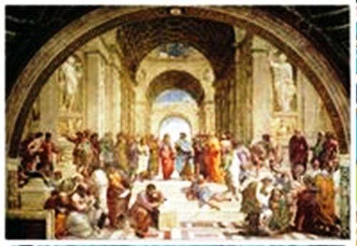 Educa 13432, Raffaello, La scuola di Atene, Puzzle per adulti da 8000 pezzi