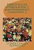 Ejercicios de estimulación y mantenimiento cognitivo 3