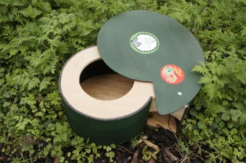 A swivel lid design allows for quick access into the lid for cleaning as well as checking up on the living thing inside.