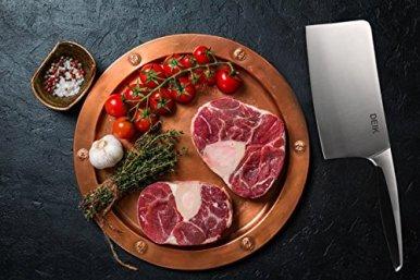 Deik-Edelstahl-Hackmesser-18cm-gro-Kochmesser-zB-fr-Knochen-Kruter-Chinesisches-Profi-Messer-mit-ergonomischem-Griff-Mehrzwecknutzung