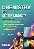 Chemistry for Degree Students (Third Year)