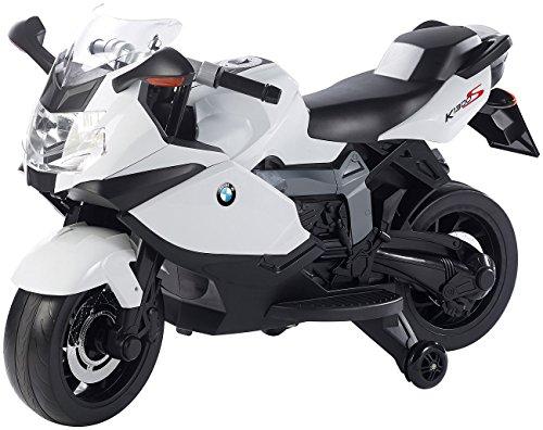 #Playtastic Original BMW-lizenziertes elektrisches Kindermotorrad BMW K1300 S#