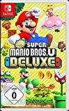 New Super Mario Bros. U Deluxe. (import allemand)