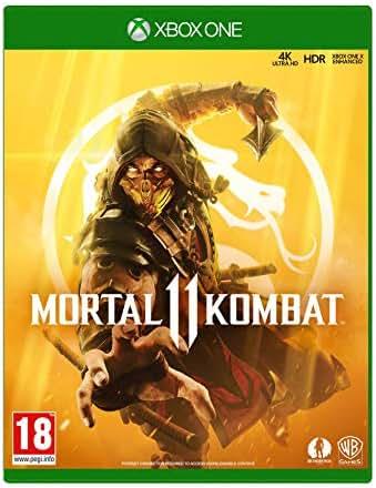 Mortal Kombat 11 XBOX ONE Game [Deutsch, Englisch, Spanisch, Französisch, Italienisch]