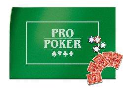 Pro Poker Tischauflage 60 x 90 cm