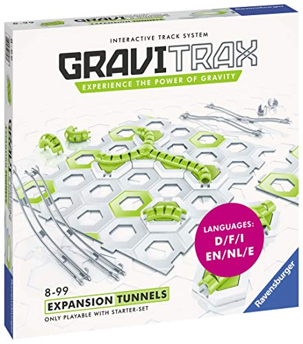 Ravensburger GraviTrax Tunnels, Set Espansione Gioco, 27623