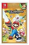 Mario + The Lapins Crétins Kingdom Battle - Edition Gold pour Nintendo Switch