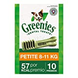 Greenies Original Dental Treat Care for Petite Dogs from 8-11 kg, 10 Chews, 170 g (Pack of 6)