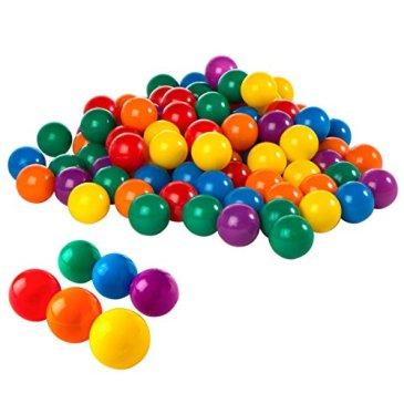 Intex Lot de 100Boules colorées