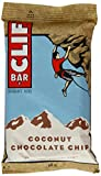 Clif Bar Coconut Chocolate Chip Energy Bar 68 g (Pack of 12)