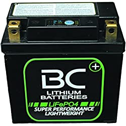 BC Lithium Batteries BCB9-FP-WI Batería Litio para Moto LiFePO4 HJB9-FP-SWI / YB9-B