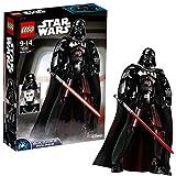 Lego Star Wars- Construction-Darth Vader, Multicolore, 75534